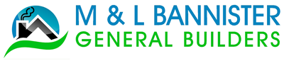 M & L Bannister – General builders in Northampton Logo